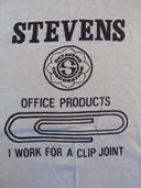 "STEVENS is a very traditional full-service ""clip joint"" Since 1927"